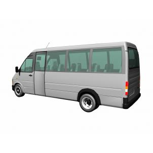 Transfer from Pulkovo Terminal 2 to Hotel - Minivan